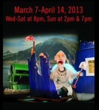 Wakka Wakka Productions Presents World Premiere of SAGA, 3/7-4/14