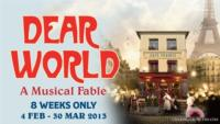 BWW Reviews: DEAR WORLD, Charing Cross Theatre, February 13 2013