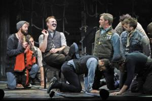 BWW Reviews: Star Stuff and Star Turns at Heinz Hall in PETER AND THE STARCATCHER