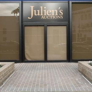 Julien's Auctions to be Featured on Lifetime's CELEBRITY HOME RAIDERS