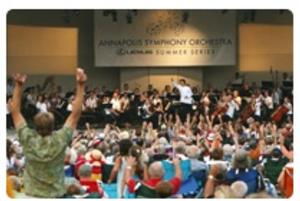 Annapolis Symphony Orchestra Presents Free Labor Day Concert, 9/1
