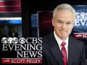 CBS EVENING NEWS Posts Year-to-Year Gains in Key Demo