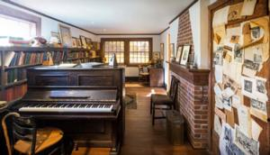 American Academy of Arts and Letters Announces the Opening of THE CHARLES IVES STUDIO