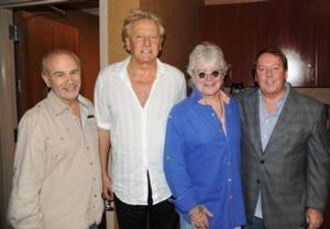 Pop Duo AIR SUPPLY Get Surprise Visit from APA President