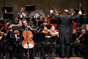 The American Youth Symphony Launches 'The Alumni Project' Honoring Nigel Armstrong and Other Graduates, 4/13