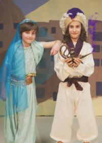 ALADDIN Comes to Whidbey Children's Theater, 3/1-10