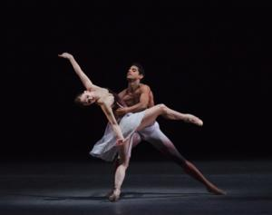 BWW Reviews: NEW YORK CITY BALLET Looks Forward to the Future