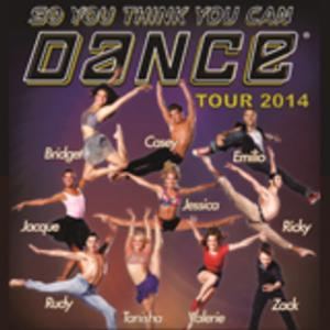 SO YOU THINK YOU CAN DANCE Tour Coming to Merriam Theater, 11/7