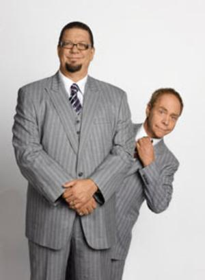 Penn & Teller to Perform at Aurora's Paramount Theatre, 10/17