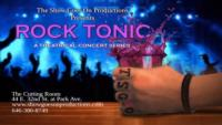 ROCK TONIC Launches 2/18 at the Cutting Room