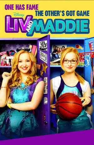 Disney Channel Orders Second Season of LIV AND MADDIE