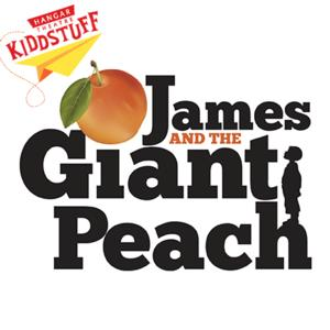 JAMES AND THE GIANT PEACH Set for Hangar Theatre's KIDDSTUFF Series, 8/1-3