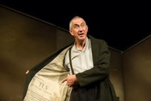 I'LL GO ON, Starring Barry McGovern, to Open 1/12 at CTG Kirk Douglas Theatre