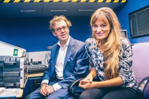 Nicola Benedetti and Jonathan Mills to Launch BBC Radio 3 Live Broadcasts Tomorrow