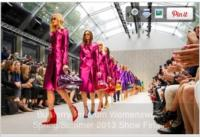 BURBERRY CELEBRATES LONDON WITH THREE LIVE SHOWS