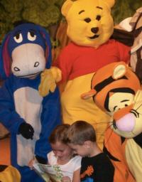 Way Off Broadway's WINNIE THE POOH Visits Frederick Library Today, 9/26