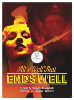 BWW Reviews: 7 Towers Production of ALL'S WELL Brings Out Both Comedy and Drama