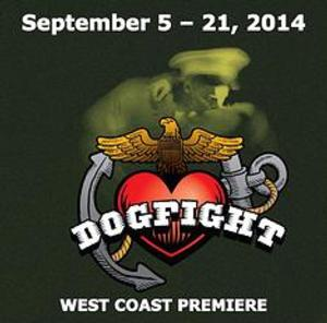 DOGFIGHT Begins Run at Lesher Center for the Arts on 9/5