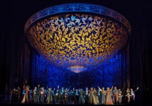 BWW Reviews: The Long and Short of It--DIE FLEDERMAUS and THE MAGIC FLUTE at the Met