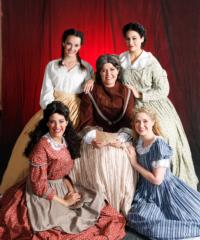 BWW Reviews: LITTLE WOMEN at Centerpoint Legacy Theatre is 'Astonishing'