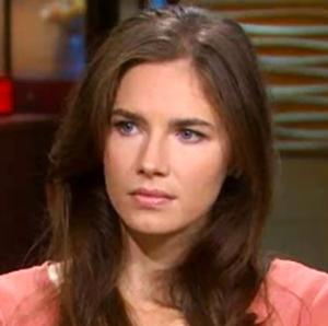 BBC Three Orders One-Off AMANDA KNOX Special