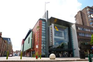 Birmingham Hippodrome Theatre Listed in the Sunday Times 100 Best Not-for-Profit Organisations To Work For