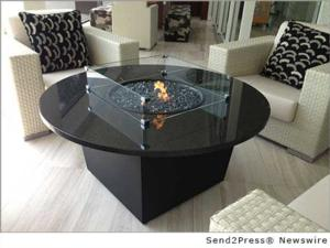 Firetainment to Unveil New Fire Tables at International Furniture Expo