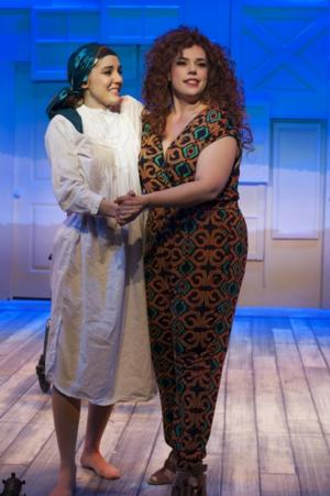 Mara Davi & Alysha Umphress-Led BEACHES Opens at Signature Theatre Tonight
