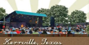 Full Schedule for KERRVILLE FALL MUSIC FESTIVAL Now Available