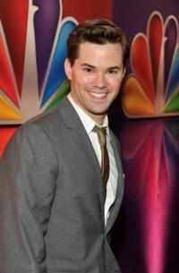 'New Normal's Andrew Rannells Signs With UTA