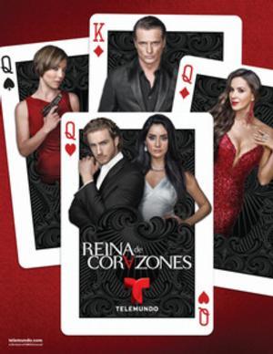 REINA DE CORAZONES to Premiere July 7 on Telemundo