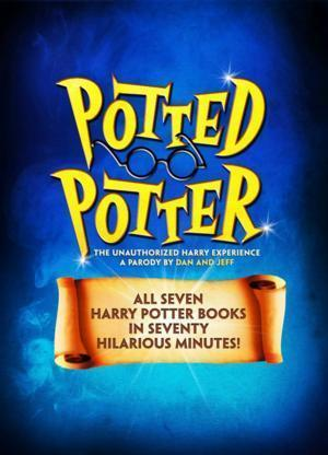 POTTED POTTER Set for Limited Run at Merrill Auditorium, 10/2-3