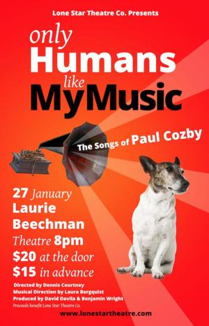 Tony Plana, Bret Shuford, Kay Trinidad & More to Perform the Songs of Paul Cozby, 1/27