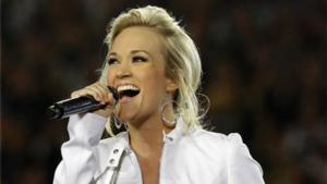 13 NFL Players Set for Carrie Underwood's 'Waiting All Day for Sunday Night' Opening Theme, Beg. Tonight
