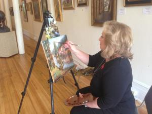 Waynesboro's Destination ARTS! Announces Gallery Events, 1/9-12