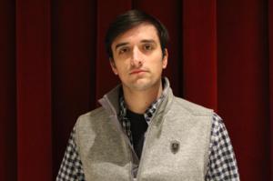 Yale School of Drama's Nicholas Christiani Wins 2014 USITT 'Golden Hammer' Award