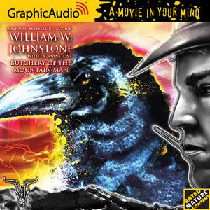 GraphicAudio Releases SMOKE JENSEN 41: BUTCHERY OF THE MOUNTAIN MAN