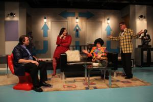 BWW Reviews: SOCIAL SECURITY - A First Rate Production!