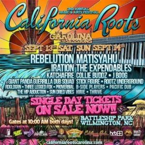 2nd Annual California Roots: The Carolina Sessions Set for This September