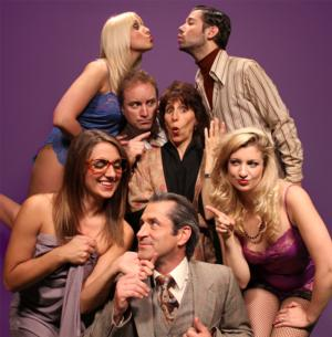 Barn Theatre Presents MOVE OVER, MRS. MARKHAM, Now thru 8/3