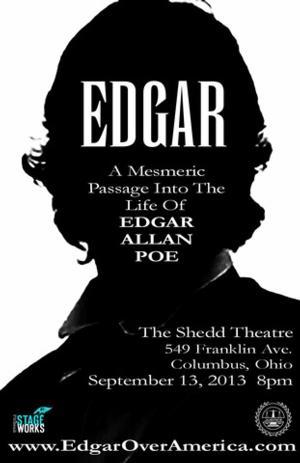 Shedd Theatre to Present EDGAR, 9/13