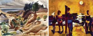 Laguna Art Museum Presents REX BRANDT: IN PRAISE OF SUNSHINE Exhibit, Thru 9/21