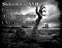 Shelterskelter 17 Pays Homage to Edgar Allan Poe at Shelterbelt, 10/4-27