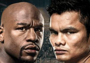Floyd Mayweather vs. Marcos Maidana 2 to Be Presented Live in Cinemas, 9/13