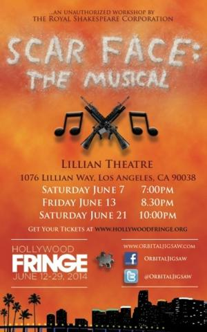 BWW Interviews: Fringe Spotlight: SCAR FACE: THE MUSICAL