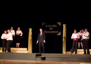BWW Reviews: Little Theatre of Manchester Takes a Tour of the American SONGBOOK - with Some Detours