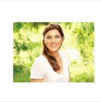 Hope Solo Endorses Simple for Skin Beauty