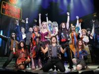 BWW REVIEWS: ROCK OF AGES is a Rowdy, Face-Melting Romp
