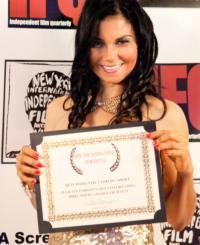 MULATTO'S DILEMMA's Juliette Fairley Wins Award at 2013 New York International Film Festival in LA