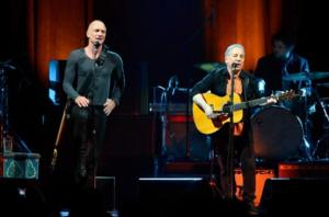 PAUL SIMON & STING Announce 2014 Tour North American Itinerary